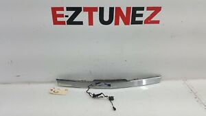 2008 2013 Cadillac Cts Rear Trunk Chrome Trim Oem