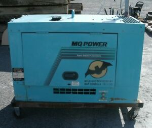 Multiquip Whisperweld Welding Generator Model Sdw 225ss Pick Up Only Vegas Area