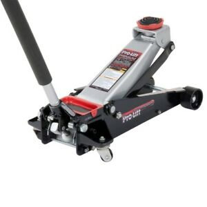 3 1 2 Ton Garage Floor Jack Hydraulic Speedy Lifting Automotive Car Shop Repair