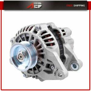 Fit 1997 2004 Mitsubishi Montero Sport New Alternator 12v A3ta0791 3 0l 3 5l Cw