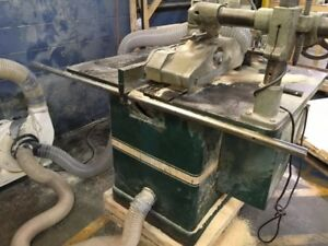 Powermatic 72 Table Saw 5 Horsepower Powerfeed Included