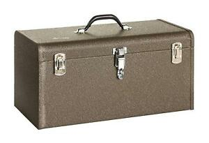 Kennedy Manufacturing K20b All purpose Tool Box 20 Brown Wrinkle