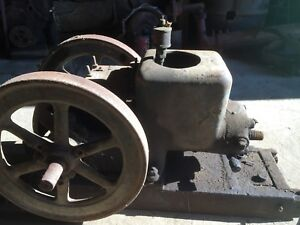 Fairbanks Morse Hit And Miss Engine 1 1 2 Hp Z 500 Rpm