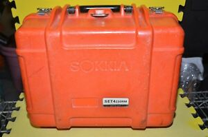 Sokkia Set4 230rm Total Station Set4230rm With Hard Case