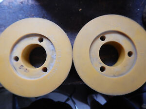 Genuine Weinig Molder Molding Machine Feed Rollers