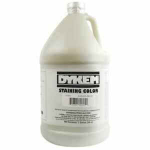 Dykem 81727 1 Gallon White Staining Color