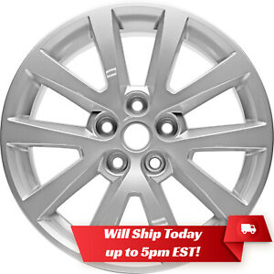 New 18 Replacement Alloy Wheel Rim For 2013 2015 Chevy Malibu All Painted