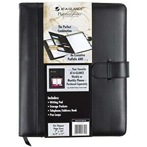 At a glance Planner Folio Executive Cover 87003 05