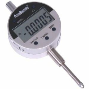 Accuremote 0 1 0 0005 Digital Electronic Indicator Gage Gauge W Absolute And