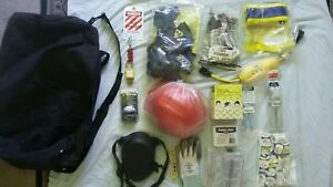 ppe Safety Bag Kit For Construction Repair Or Maintenance