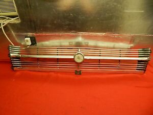Used 66 Ford Fairlane Fairlane 500 Xl Gt Radiator Grille c6oz 8200 a