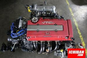 Jdm Honda B18c Integra Type R Engine W 5 Speed Lsd Transmission 96 97 Spec Itr