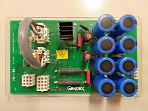 Gendex Orthoralix 8500 Configuration Board
