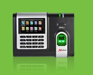 Zk Biometric Fingerprint Access Control Time Attendance Zk x628c Original