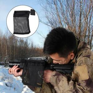 1x Tactical Mesh Casing Collecter Brass Shell Catcher Bag Trap For 2235.56