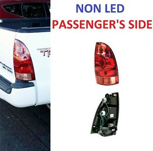 Quality Passenger s Side Rear Tail Light Lamp Rh For 2005 2015 Toyota Tacoma
