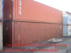 Sale 40 Cargo Container Shipping Container Storage Container In Columbus Oh