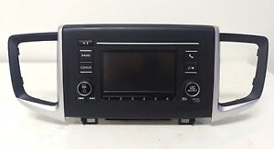 2017 Honda Ridgeline Radio Audio Panasonic Automotive Unit Assy 5 Display
