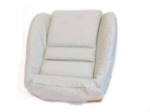 Nos 94 95 Ford Mustang Seat Cushion Cover White Right Passenger F4zz6360052cd0