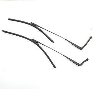 2013 09 10 11 12 13 14 15 16 Audi A4 A5 S4 S5 Windshield Wiper Arm Blade Set Oem