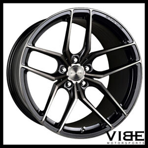 20 Stance Sf03 Black Forged Concave Wheels Rims Fits Dodge Charger Hellcat