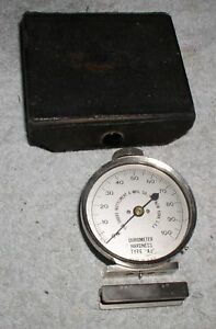 Shure Instrument Co Durometer Hardness Type A 2