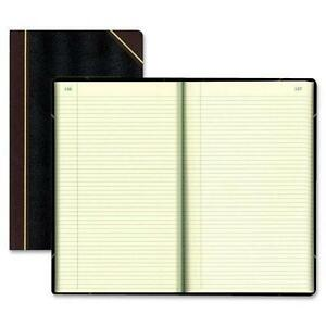 Account Book National Texhide Series 500 Pages Black 14 1 4 X 8 3 4