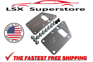 Ls1 Conversion Motor Mount Adapter Plates Billet Aluminum Ls Swap Ls Conversion