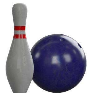 Work At Home fully Stocked Dropship Ten Pin Bowling Website Business Guarantee