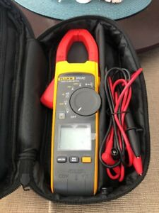 New Fluke 375 Fc 600a Ac dc Trms Wireless Clamp Meter