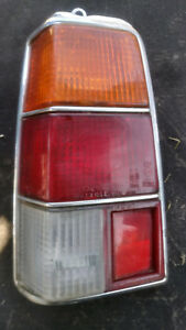 1980 1981 1982 1983 Honda Civic 4 Dr Station Wagon Tail Light Assembly Lh Used