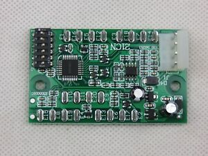 10 Pcs Elevator Printed Circuit Board Compatible With Otis Rs 5 Control Board