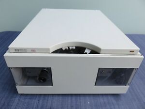Agilent 1100 Hplc G1312a Virtually Pulse Free Stable Solvent Flow Binary Pump