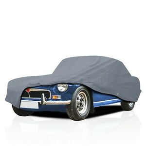 Cct Semi Custom Fit Full Car Cover For Mg Mgb Gt Hatchback Coupe 1962 1980