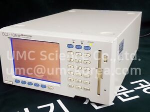 used Shimadzu Hplc System Controller Scl 10avp