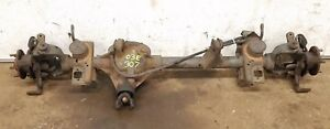 Jeep Wrangler Tj Dana 30 Front Differential Axle 3 07 Ratio Non Abs 97 06 03e