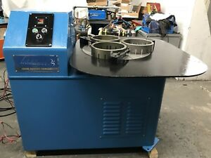 Lapmaster 24 Open Face Lapping Machine