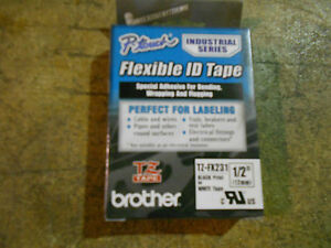 Brother Tz fx231 P touch lot Of 9
