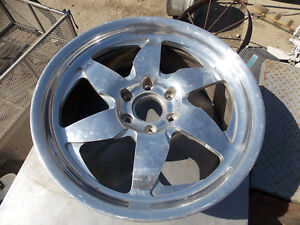Used Centerline 20 X 8 Wheel 6 Lug Maybe Tomahawk Series