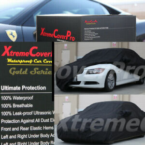 2007 2008 2009 2010 2011 Bmw 328i 335i Waterproof Car Cover Blk Withmirrorpocket