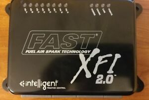 Fast Efi Xfi Ecu With Intelligent Traction Control 16 Injector Driver
