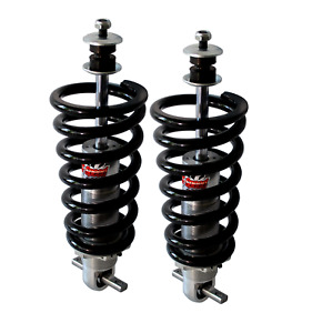 Mustang 2 Ii Ifs Front Coil Over Shock Springs Adjustable Ride Height 350lb