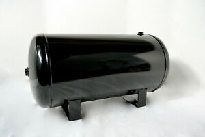 5 Gallon 4 Ports Steel Air Tank For Suspension Air Ride Bags Air Horn