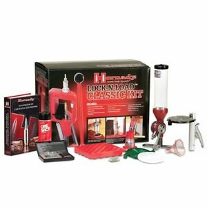 Hornady Lock-N-Load Classic Reloading Kit No. 085003 NEW IN THE BOX MINT
