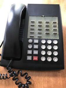 Used Avaya Lucent Partner 18 Black Business Office Phone 107854812 R