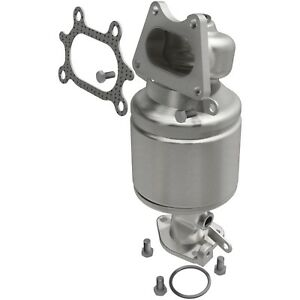 Magnaflow 553336 Bolt On Catalytic Converter Assembly California Obdii Carb