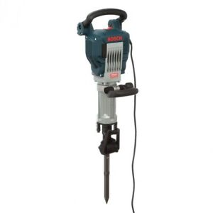Bosch 15 Amp 1 1 8 In Corded Eclectic Hex Breaker Hammer Kit With Hard Case