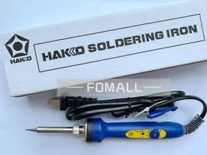 1pc New Hakko Fx 600 09 Adjustable Constant Temperature Electric Soldering Iron