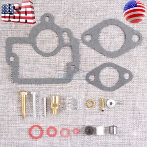 International Farmall H O4 W4 Tractor Carburetor Carb Kit Usa Fast Shipping