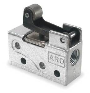 Aro 202 c Manual Air Control Valve 3 way 1 8in Npt